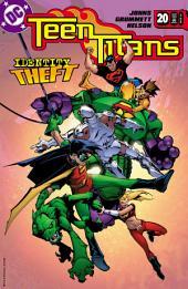Teen Titans (2003-) #20