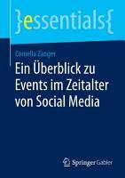 Ein   berblick zu Events im Zeitalter von Social Media PDF