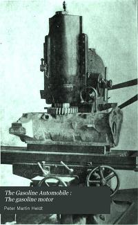 The Gasoline Automobile  The gasoline motor PDF