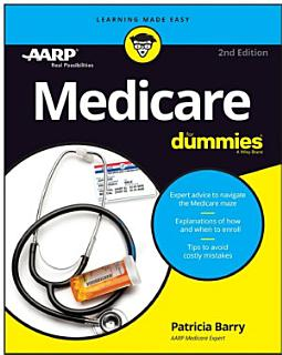 Medicare For Dummies Book