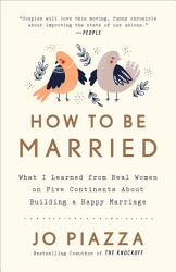 How To Be Married Book PDF