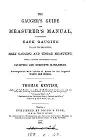 The gauger's guide and measurer's manual