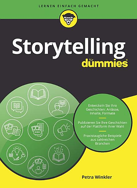 Storytelling f  r Dummies PDF