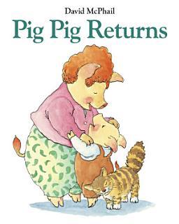 Pig Pig Returns Book