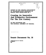 Creating an Innovative and Productive Environment for the 21st Century PDF