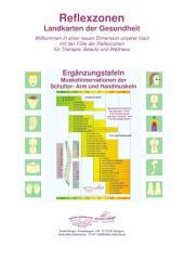 7 - Muskelinnervationen der Schulter- Arm und Handmuskeln: Reflexzonen - Ergänzungstafeln für die Naturheilkunde und Physiotherapie