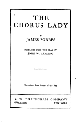 The Chorus Lady