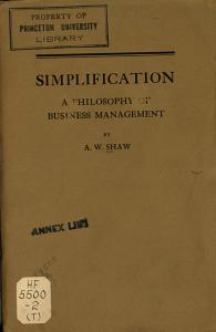 Simplification PDF