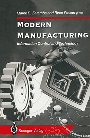 Modern Manufacturing PDF
