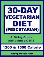 30-Day Vegetarian Diet