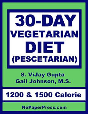 30 Day Vegetarian Diet PDF