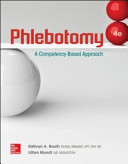 Phlebotomy  A Competency Based Approach PDF