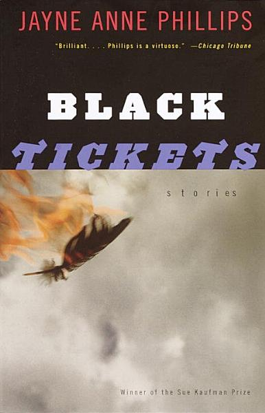 Download Black Tickets Book