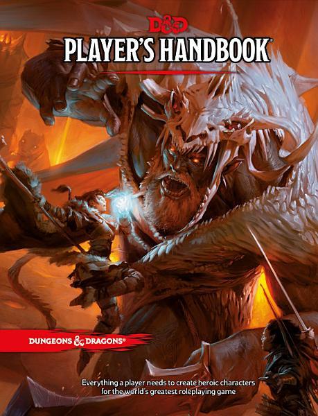 Download Player s Handbook Book