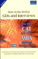 How To Do Well In Gds And Interviews PDF