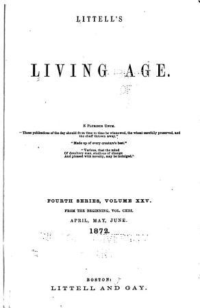 Littell s Living Age PDF