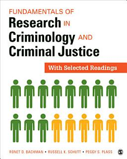 Fundamentals of Research in Criminology and Criminal Justice Book
