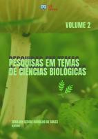 PESQUISAS EM TEMAS DE CI  NCIAS BIOL  GICAS  VOLUME 2 PDF