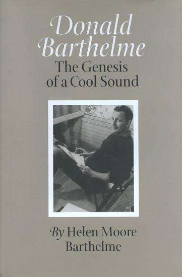 Donald Barthelme PDF
