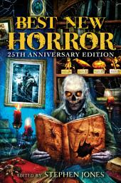 Best New Horror: Volume 25