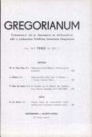 Gregorianum  Vol  44  No  3 PDF