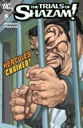 Trials of Shazam (2006-) #6