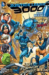 Justice League 3000 (2013-) #12