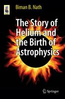 The Story of Helium and the Birth of Astrophysics PDF