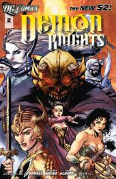 Demon Knights (2011-) #2