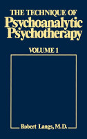 The Technique of Psychoanalytic Psychotherapy PDF