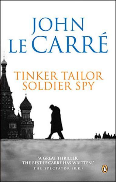Download Tinker Tailor Soldier Spy Book