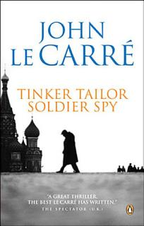 Tinker Tailor Soldier Spy Book