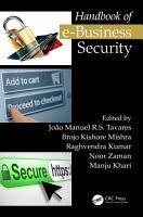 Handbook of e Business Security PDF