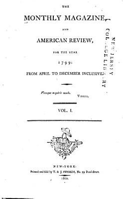 The Monthly Magazine  and American Review PDF