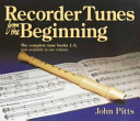 Recorder Tunes from the Beginning PDF