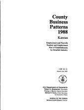 County business patterns, Kansas: Issues 18-21
