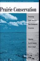 Prairie Conservation PDF
