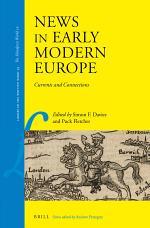 News in Early Modern Europe