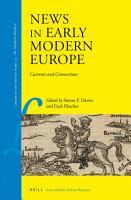 News in Early Modern Europe PDF