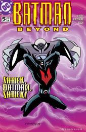 Batman Beyond (1999-) #5