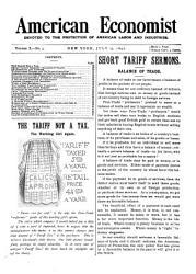 The Tariff Review     PDF