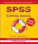 SPSS Survival Manual PDF