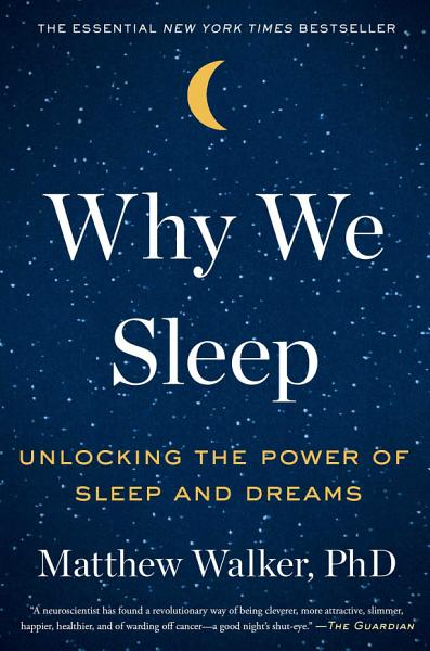 Download Why We Sleep Book