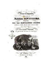 Breve compendio della vita di Maria santissima compilato dal sacerdote Bartolomeo Guidetti