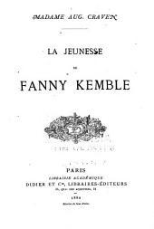 La jeunesse de Fanny Kemble