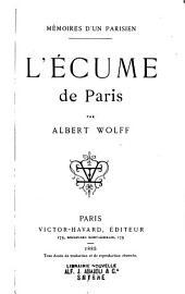 L'écume de Paris