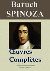 Spinoza : Oeuvres complètes - 14 titres: Nouvelle édition enrichie