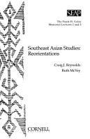 Southeast Asian Studies PDF
