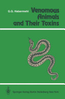 Venomous Animals and Their Toxins