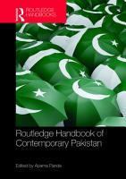 Routledge Handbook of Contemporary Pakistan PDF